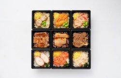 画像2: 北海道産米 海鮮おこわ食べ比べ(9種)